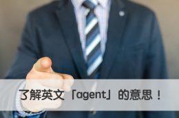 agent 中文