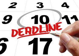 deadline 中文