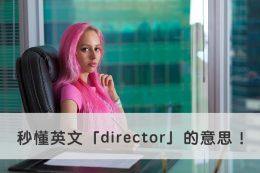 director 中文