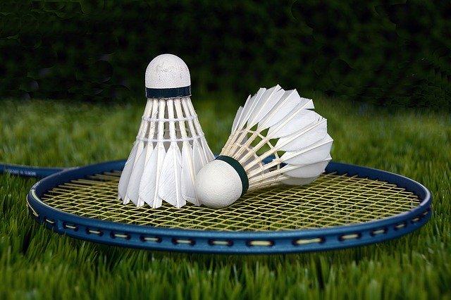 羽毛球 英文