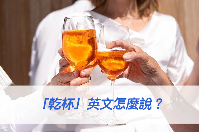 Cheers/ toast/ bottoms up 中文意思